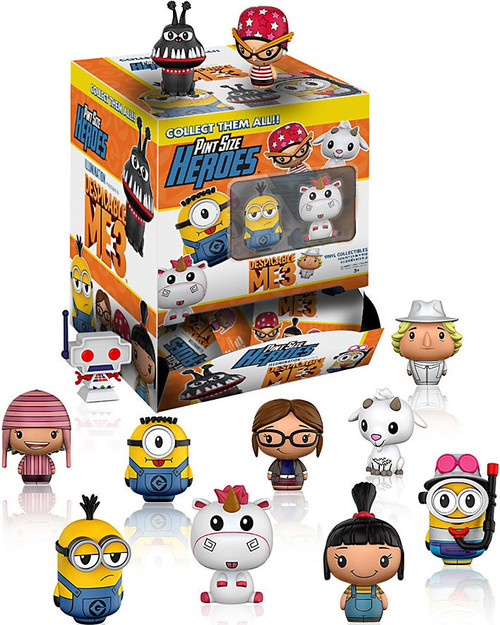Funko Pint Size Heroes Despicable Me Mystery Pack