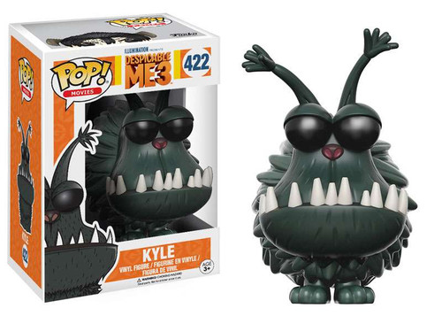 Funko Despicable Me 3 POP! Movies Kyle Vinyl Figure #422