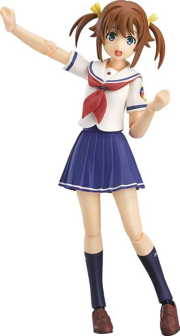 High School Fleet Figma Misaki Akeno Action Figure