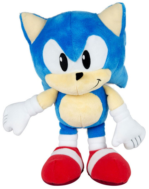 Sonic The Hedgehog Sonic 12-Inch Deluxe Plush [Classic]