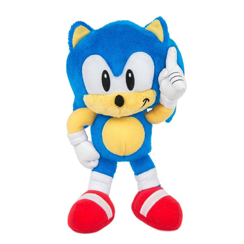 Sonic The Hedgehog Sonic 7-Inch Plush [Classic]