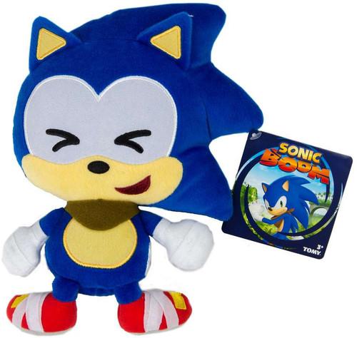 Sonic The Hedgehog Sonic Boom Emoji Sonic 8-Inch Plush [Cute]