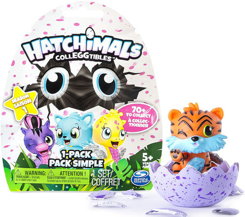 Hatchimals Colleggtibles Season 1 Mystery 1-Pack