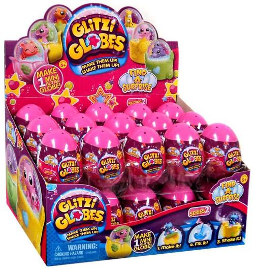 Glitzi Globes Series 2 Egg Mystery Box [30 Packs]