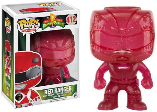 Funko Power Rangers POP! TV Red Ranger Exclusive Vinyl Figure #412 [Morphing]