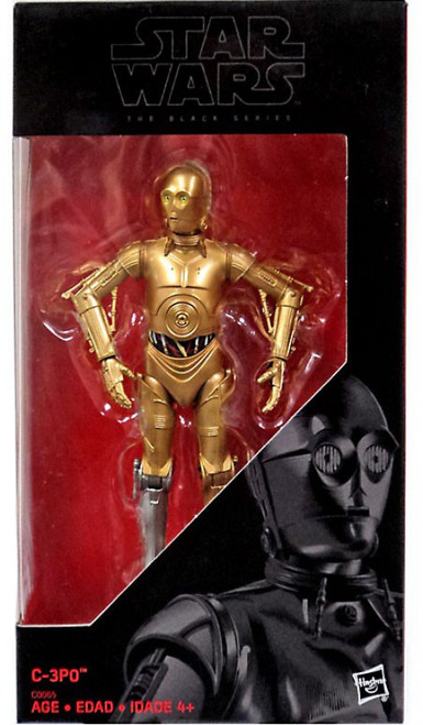 Star Wars Black Series C-3PO Exclusive Action Figure [Both Gold Arms]