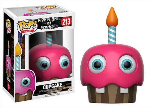 Funko Five Nights at Freddy's POP! Games Cupcake Vinyl Figure #213 [Regular Version]
