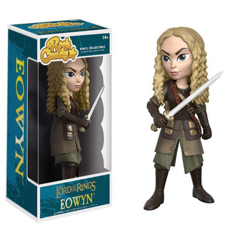 Funko Lord of the Rings Rock Candy Eowyn Vinyl Figure
