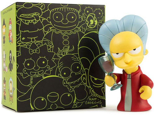 The Simpsons Vinyl Mini Figure Treehouse of Horror 3-Inch Mystery Pack [1 RANDOM Figure] (Pre-Order ships July)