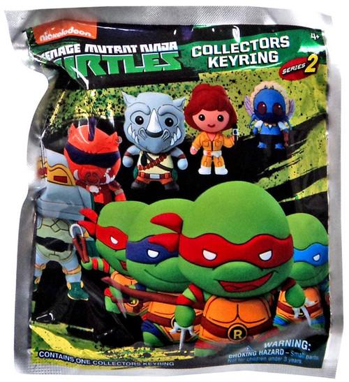 Teenage Mutant Ninja Turtles 3D Figural Keyring TMNT Series 2 Mystery Pack [1 RANDOM Figure]