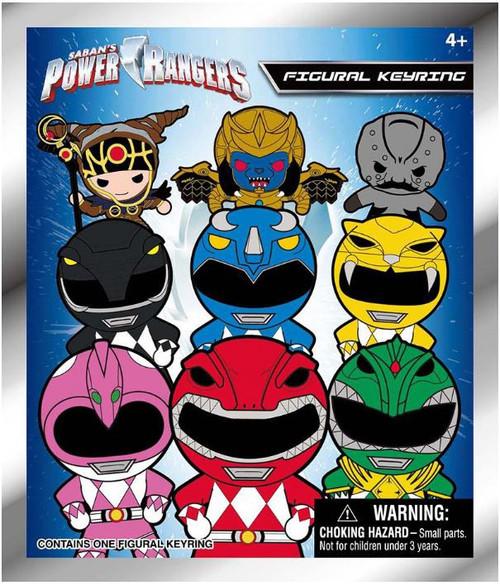 3D Figural Keyring Power Rangers Mystery Pack [1 RANDOM Figure]