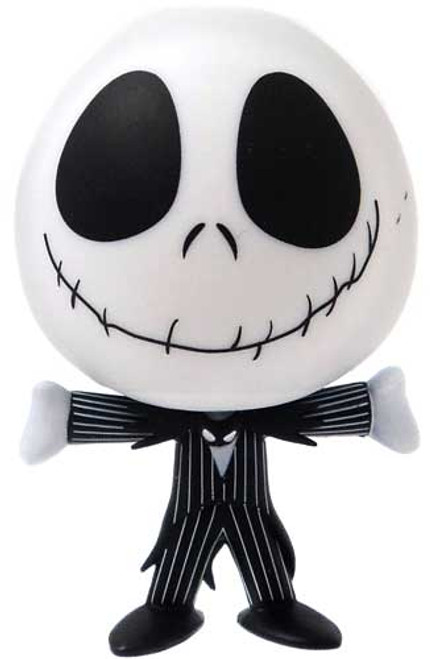 Funko Nightmare Before Christmas Jack Skellington Mystery Minifigure [Smiling, Mouth Closed, Arms Out Loose]