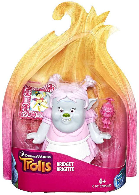 Trolls Troll Town Bridget Action Figure