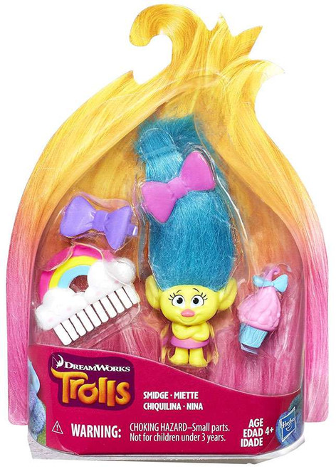 Trolls Troll Town Smidge Action Figure