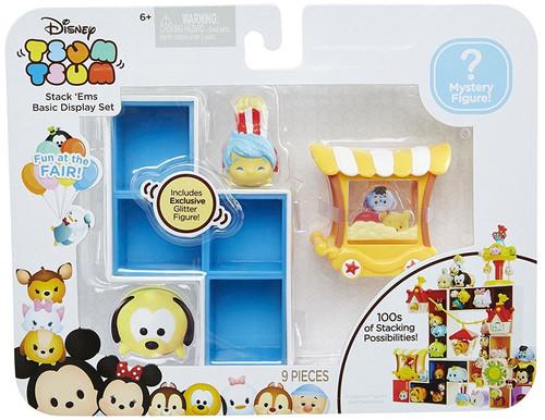 Disney Tsum Tsum Fun at the Fair Basic Display Set [Popcorn Machine]