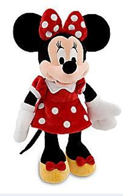 Disney Mickey Mouse Minnie Mouse 17-Inch Plush