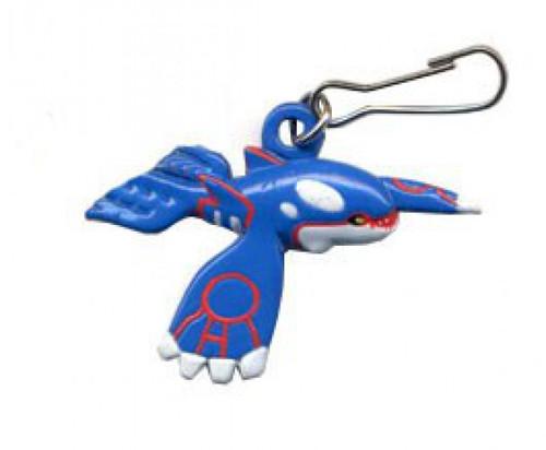 Pokemon Mini Dangler Kyogre Metal Keychain