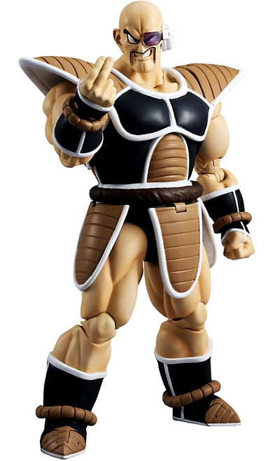 Dragon Ball Z S.H. Figuarts Nappa Action Figure