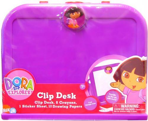 Dora the Explorer Clip Desk Art Kit