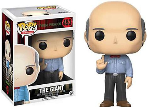 Funko Twin Peaks POP! TV The Giant Vinyl Figure #453