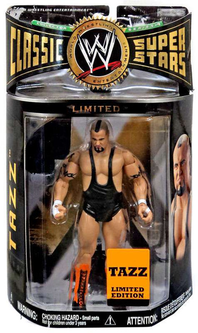 WWE Wrestling Classic Superstars Series 9 Tazz Action Figure