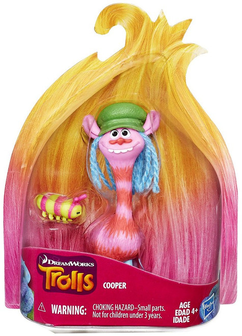 Trolls Cooper Action Figure