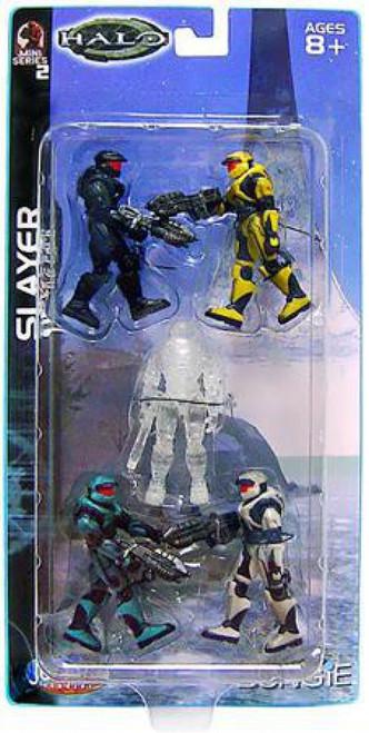 Mini Series 2 Halo Slayer Mini Figure 5-Pack [Halo Slayer]