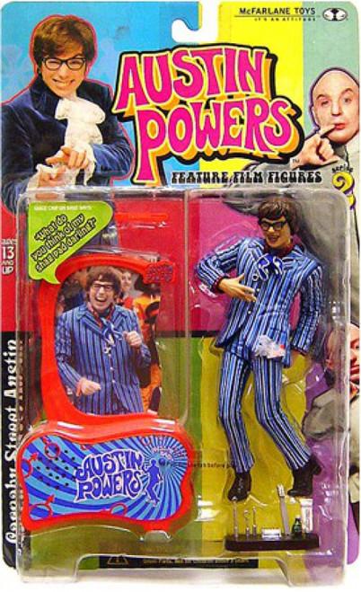 "McFarlane Toys Austin Powers Series 2 Austin ""Danger"" Powers Action Figure"