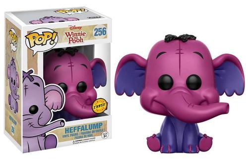 Funko Winnie the Pooh POP! Disney Heffalump Vinyl Figure #256 [Dark Purple Chase Version, Damaged Package]