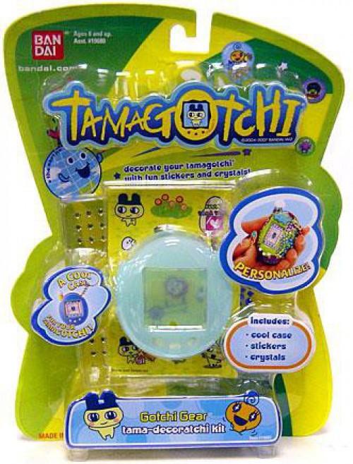Tamagotchi Connection Gotchi Gear Mametchi Decoration Kit [Blue Case]