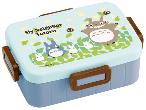 Studio Ghibli My Neighbor Totoro 4 Point Lock Lunch Box