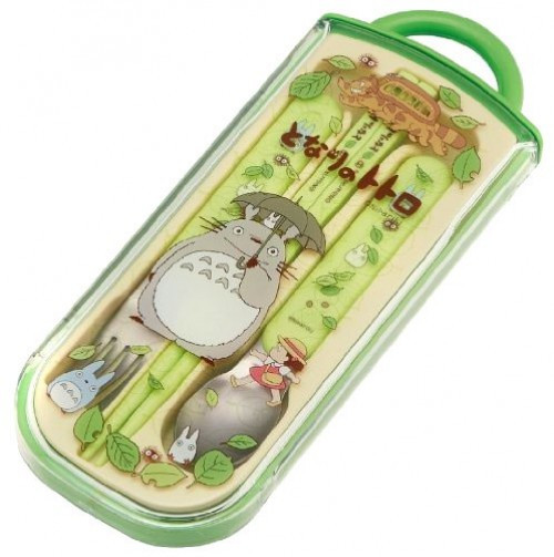 Studio Ghibli My Neighbor Totoro 3-in-1 Utensil Set