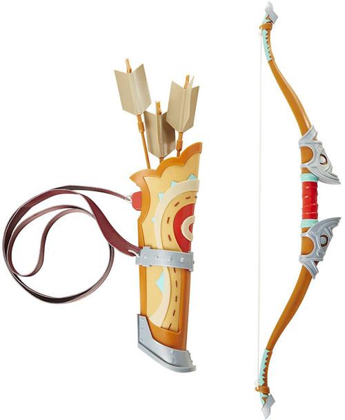 World of Nintendo Legend of Zelda Breath of the Wild Bow & Arrow 4-Inch Roleplay