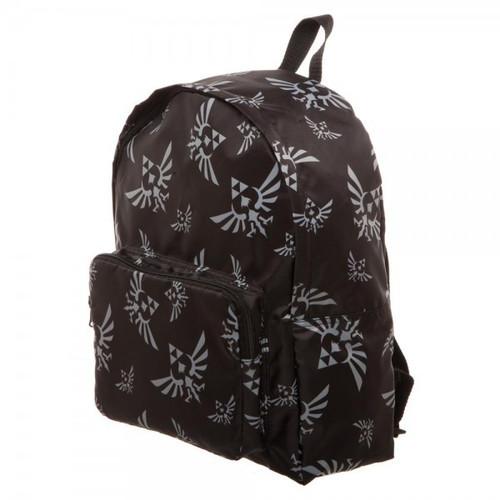 The Legend of Zelda Zelda Packable Backpack Apparel