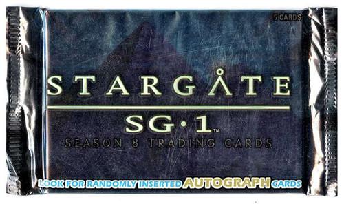 Stargate SG-1 Series 8 Season 8 Trading Card Pack