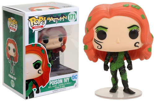 Funko Batman POP! Heroes Poison Ivy Exclusive Vinyl Figure #171 [New 52]