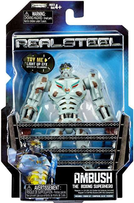 Real Steel Series 2 Ambush Action Figure [The Boxing Superhero, Damaged Package]