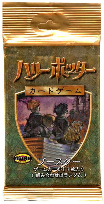 Trading Card Game Harry Potter Booster Pack [Japanese]