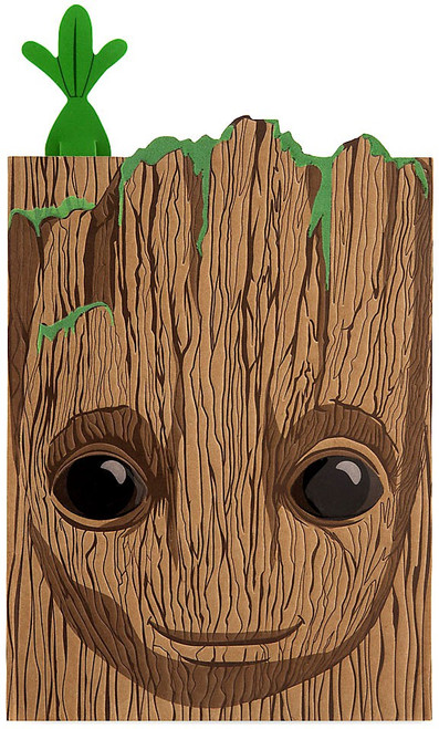 Disney Marvel Guardians of the Galaxy Vol. 2 Groot Exclusive Journal