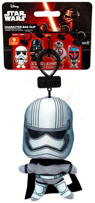 Star Wars Captain Phasma Plush Clip On