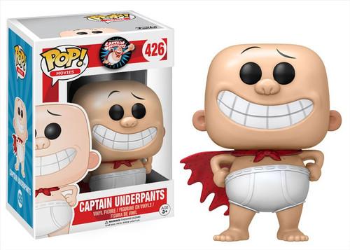 Funko POP! Animation Captain Underpants Vinyl Figure #426