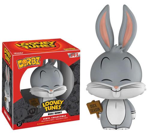 Funko Looney Tunes Dorbz Bugs Bunny Vinyl Figure #305 [Duck Season Regular Version]