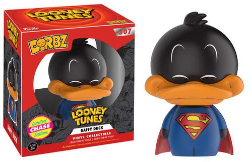 Funko Looney Tunes Dorbz Daffy Duck Vinyl Figure #307 [Wabbit Season Chase Version]