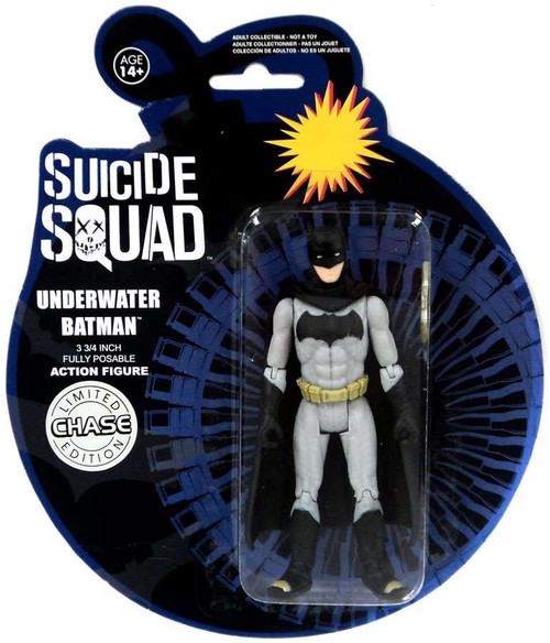 Funko DC Suicide Squad Underwater Batman Action Figure [Chase Version]