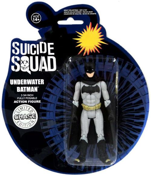 Funko DC Suicide Squad Underwater Batman Action Figure [Chase Version]