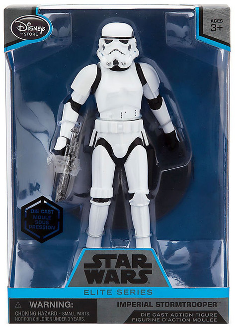 Disney Star Wars Rogue One Elite Imperial Stormtrooper Exclusive Premium Action Figure