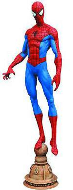 Marvel Gallery Spider-Man 9-Inch PVC Figure Statue [Damaged Package]