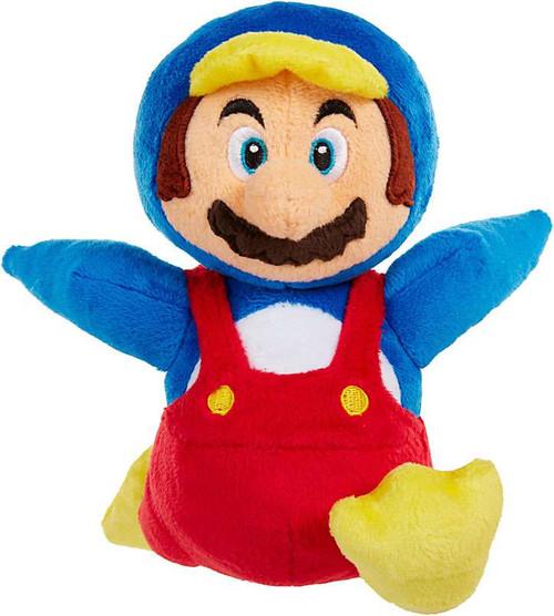 World of Nintendo Super Mario Penguin Mario Plush
