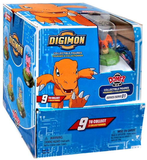 Domez Digimon Mystery Box [24 packs]