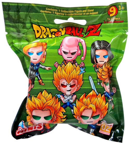 Original Minis Dragon Ball Z Series 2 Mystery Pack